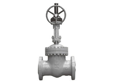 API 600 Design Wedge Gate Valve , Os&Y Gate Valve For Oil Field Drilling