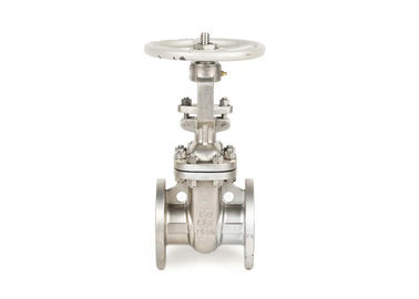 Wcb API600 Kelas 600lb Cast Steel Gate Valve, Manual Actuator 4 Inch Gate Valve